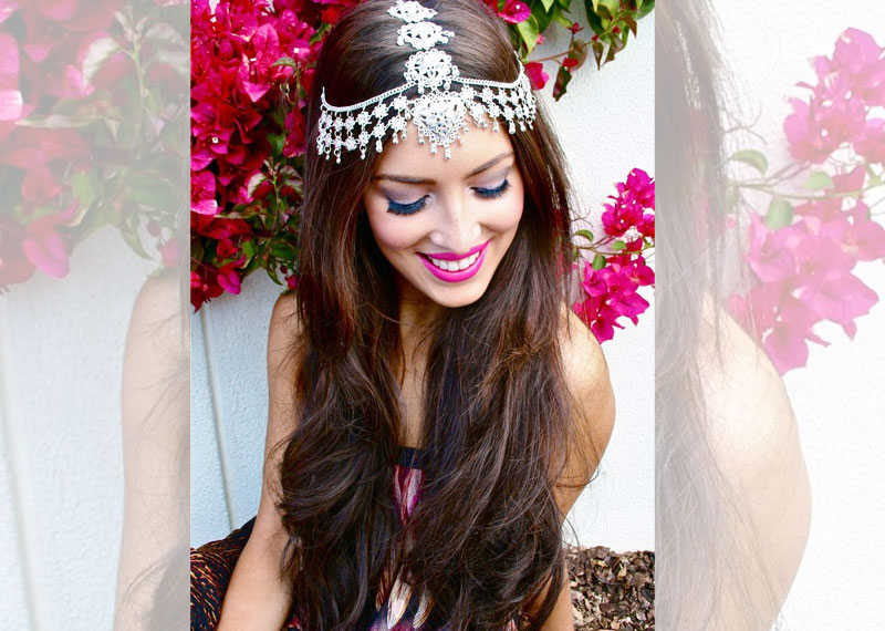 Ornamental Headbands And Tiaras