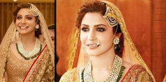 Anushka Sharma's, Channa Mereya Bridal Makeup Tips