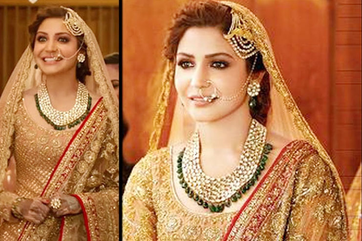 Anushka Sharma S Channa Mereya Bridal Makeup Tips