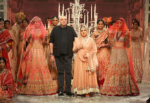 Bridal Collections by Designer Tarun Tahiliani