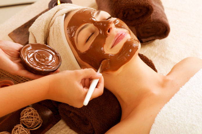 Choco-caffeine detox mask