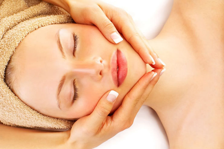 facial massages