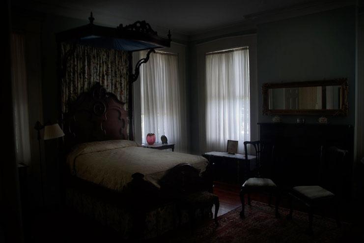 Sleep in Total Darkness