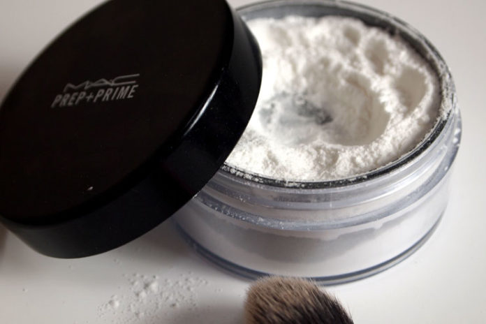 Powder well