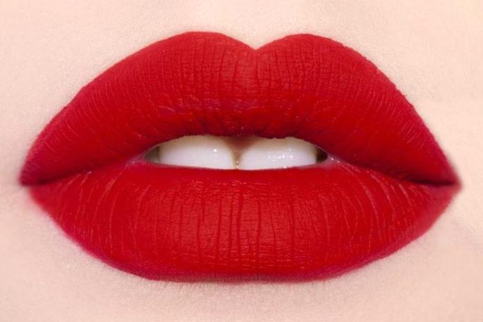 Make lipstick more matte