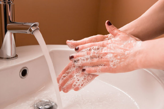 1. Wash your hands
