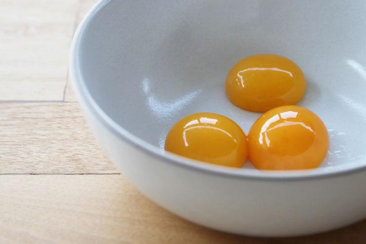 Egg Yolk Causes Cholesterol