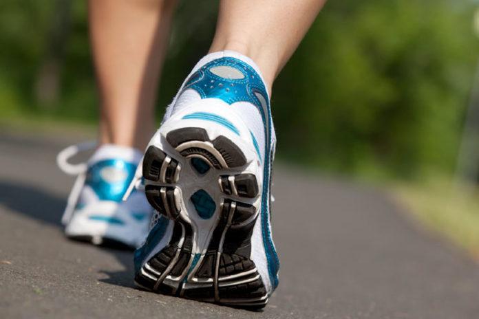 Walk & Just Walk!