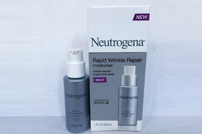 1. Neutrogena Rapid Wrinkle