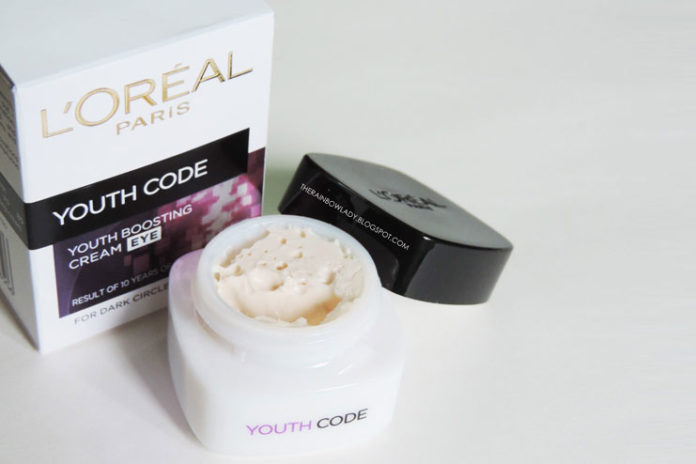 L'Oreal Paris Youth Code