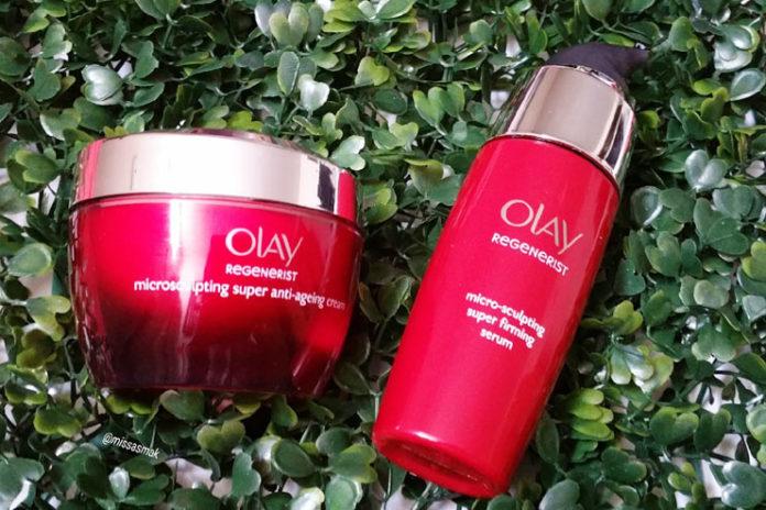 Olay Regenerist Anti-Aging Firming Cream