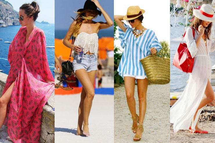 5 Tips On Beach Fashion