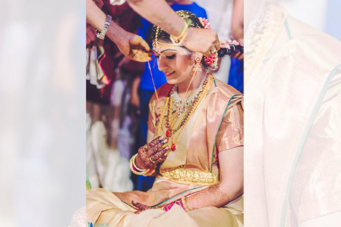 Mangalya Dharanam