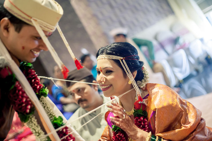 Wedding muhurat and rituals