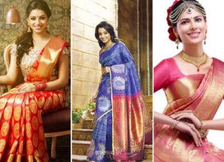 Select A Bridal Saree