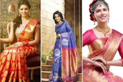 How To Select A Bridal Saree