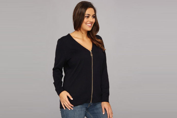 Zipped Cardigans