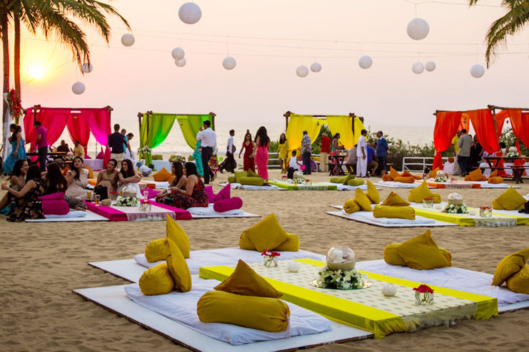 How to plan a destination wedding in goa wedding planners destination wedding in goa junglespirit Image collections