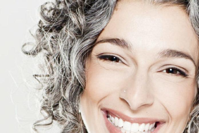 Curly Gray Fun