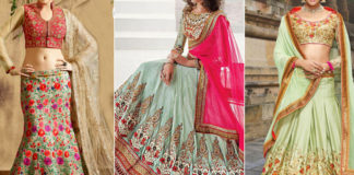 Top Bridal Lehenga Designs