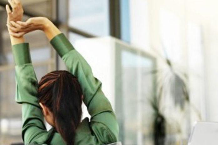 Take Breaks to Stretch