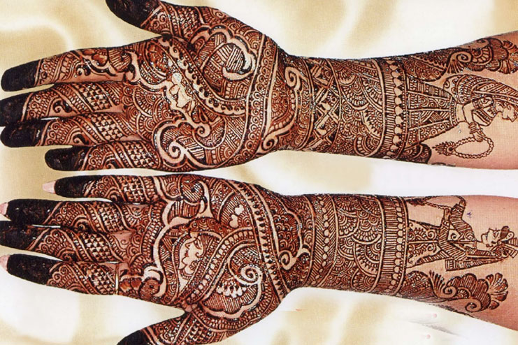 Best Mehendi Designs And Artists Hyderabad Telangana
