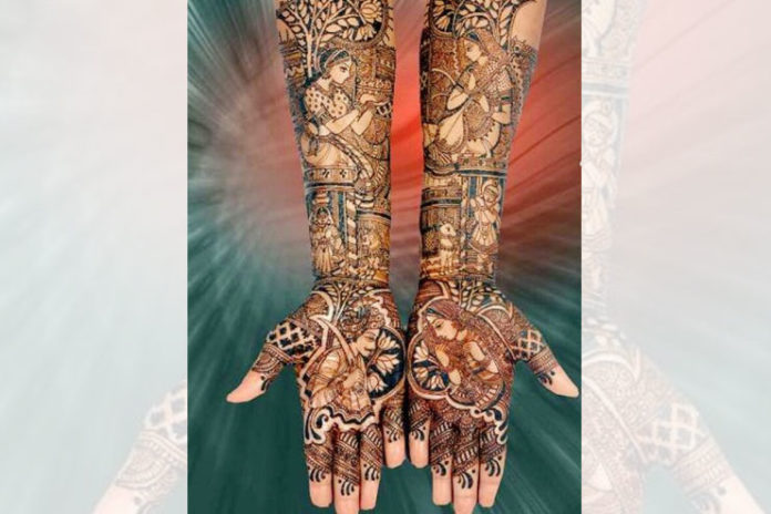 Manoj Mehndi Arts