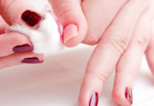 Remove Nail Polish Without Using Remover