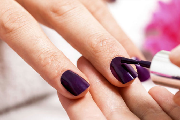 Dark Nail Color