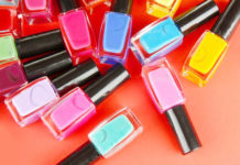right nail polish color