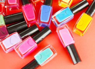 right nail polish color