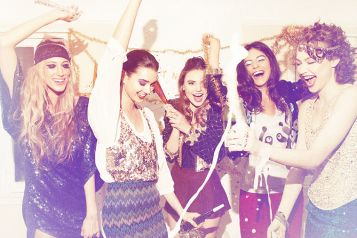 Trends For New Year Party