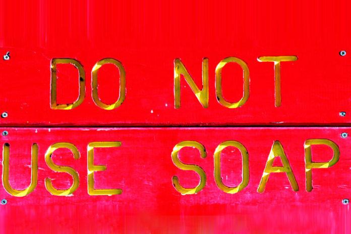 No Soap!
