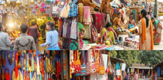 Places in India for Shopping