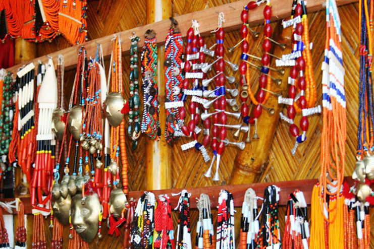 Tribal Ornaments of Manipur