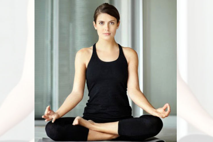 How to perform Padmasana
