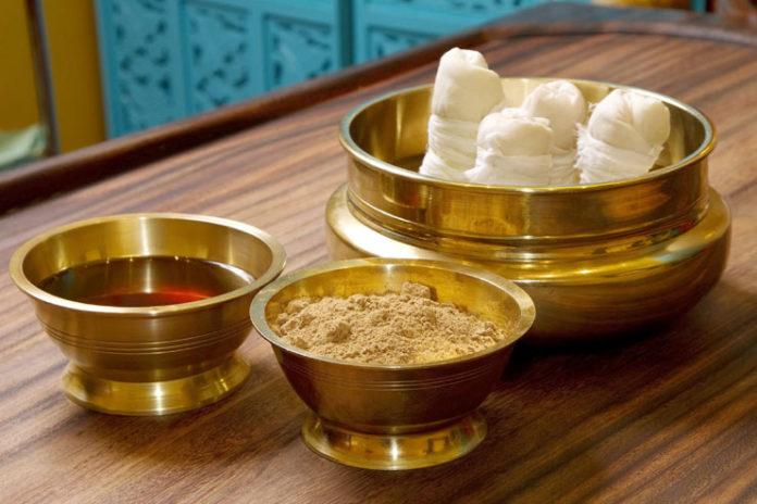 Shirodhara ingredients