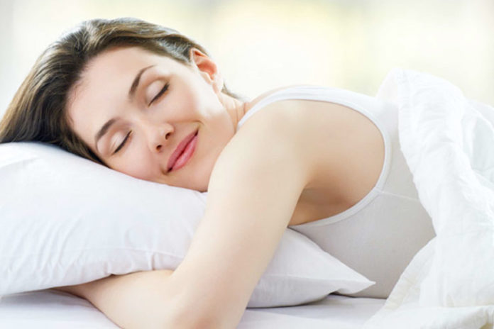 Reduce skin crease by changing pillowcase