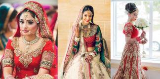 Punjabi Khatri Bridal Wears