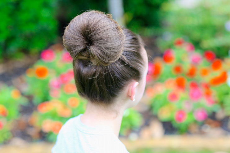 The Fanned-Out Bun