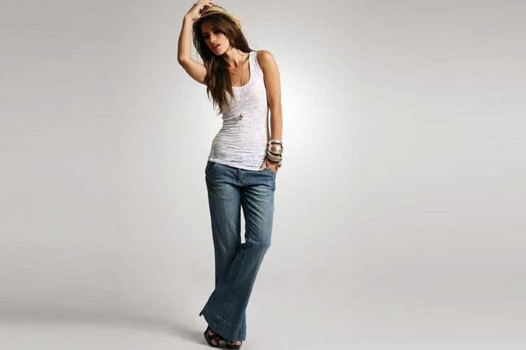 Stylish teenagers casual wear