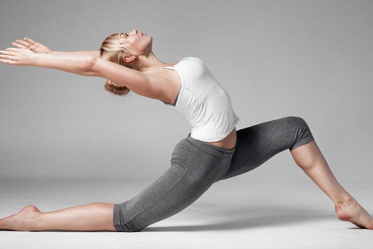Easy Yoga Workout Routine For Flexibility