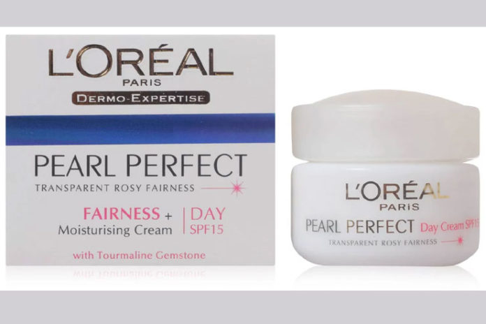 L'Oreal Paris Pearl Perfect Day Cream
