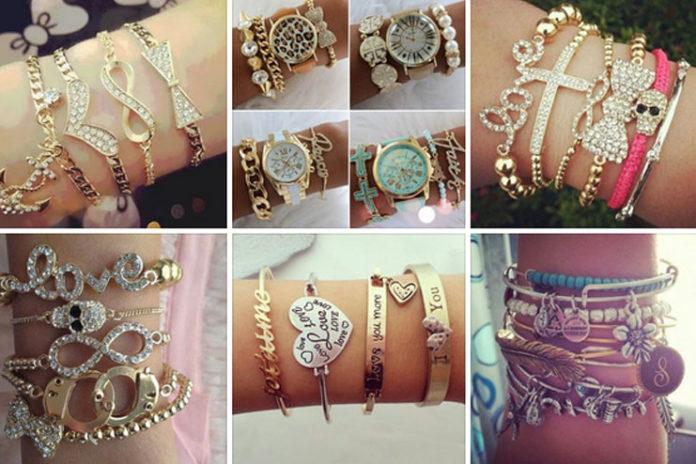 Stack-'em-Up Bracelets