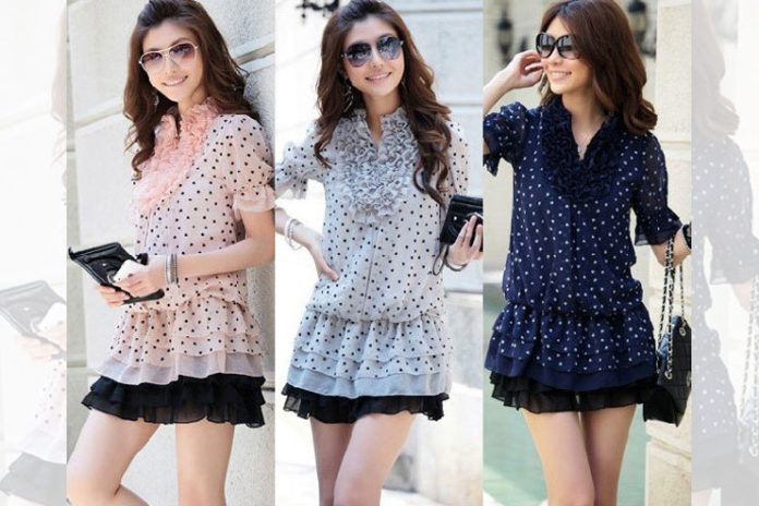 Short dresses trends