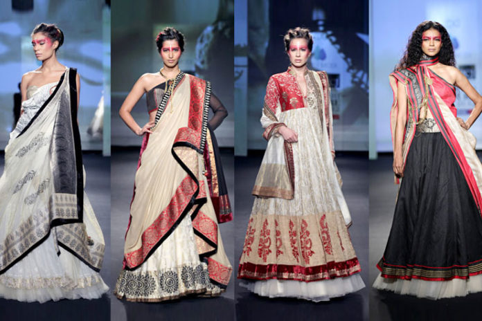 Lehenga and anarkali trends