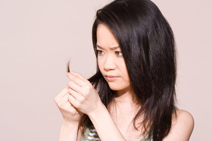 Revitalizes Damaged Hair