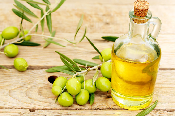 Use olive oil