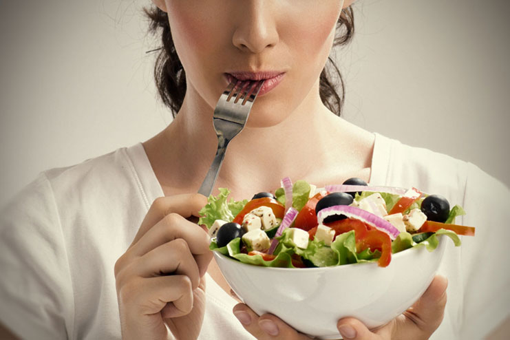 Eat proper food