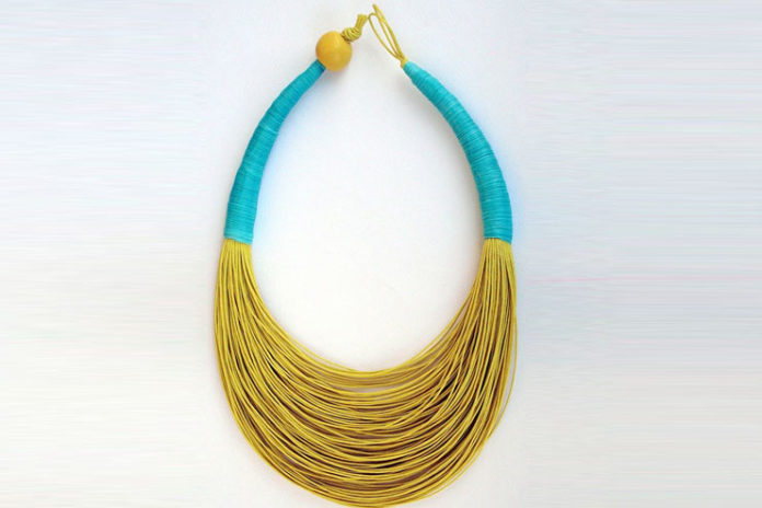 Amazing boho necklace